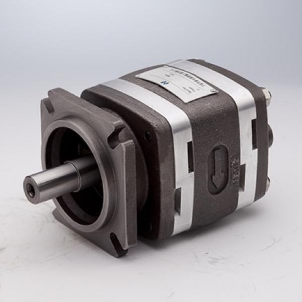 Vickers PV023R1K1T1NMMZ+PVAC2PCMNSJW35 Piston Pump PV Series #3 image
