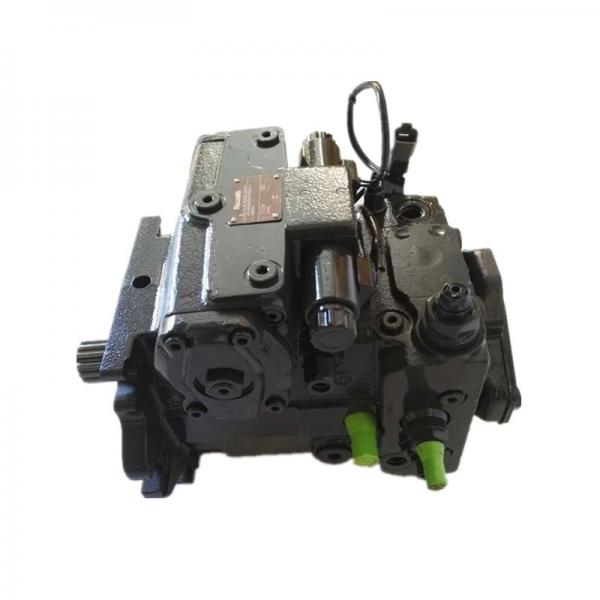 Vickers PV028L1L1AYNMFC + PGP511A0190A Piston Pump PV Series #3 image